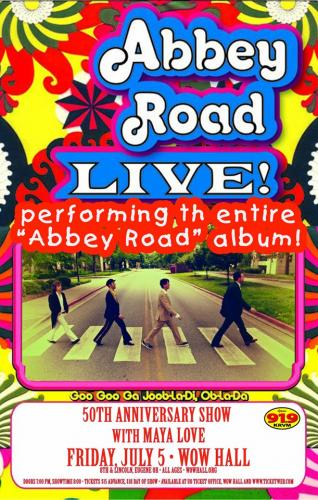 Abbey Road Live! presents Abbey Road 50th Anniversary Show